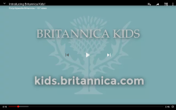 Reliable content for all reading levels at Britannica Kids