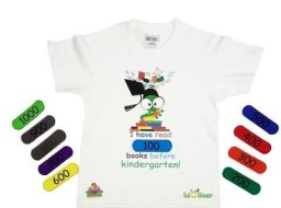 EduWear and the 1000 Books Foundation promote interactive clothing