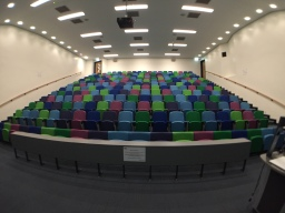 Does it matter where students sit in lecture halls?